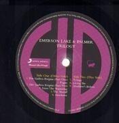 LP - Emerson, Lake & Palmer - Trilogy - 180 GRAM AUDIOPHILE VINYL / GATEFOLD SLEEVE