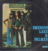 LP - Emerson, Lake & Palmer - Emerson, Lake & Palmer - Pokora 5001. Spanish Club Edition