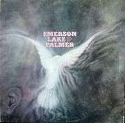 LP - Emerson, Lake & Palmer - Emerson, Lake & Palmer - BW / PR