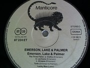 LP - Emerson, Lake & Palmer - Emerson, Lake & Palmer