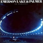 LP - Emerson, Lake & Palmer - In Concert