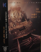 MC - Emerson, Lake & Palmer - In The Hot Seat - Still Sealed