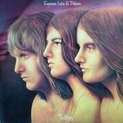 LP - Emerson, Lake & Palmer - Trilogy - US PRESS