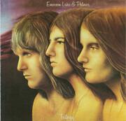 CD - Emerson, Lake & Palmer - Trilogy