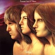 LP - Emerson, Lake & Palmer - Trilogy - PRC Recording Company Pressing