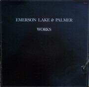 Double LP - Emerson, Lake & Palmer - Works Volume 1 - Gatefold
