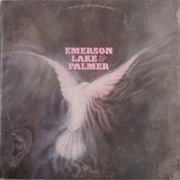 LP - Emerson, Lake & Palmer - Emerson, Lake & Palmer - Pink Rim Label