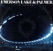 LP - Emerson, Lake & Palmer - In Concert - SP