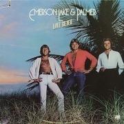LP - Emerson, Lake & Palmer - Love Beach
