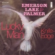 7'' - Emerson, Lake & Palmer - Lucky Man