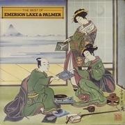 LP - Emerson, Lake & Palmer - The Best Of Emerson Lake & Palmer