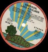 LP - Emerson, Lake & Palmer - Trilogy