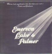 LP-Box - Emerson, Lake & Palmer - Welcome Back My Friends To The Show That Never Ends - Ladies And Gentlemen