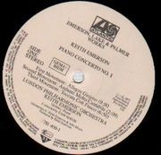 Double LP - Emerson, Lake & Palmer - Works Volume 1