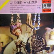 LP - Emil Waldteufel , Ion Ivanovici , Franz Lehár - Wiener Walzer