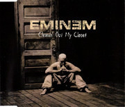 CD Single - Eminem - Cleanin' Out My Closet