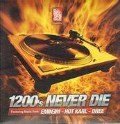 12inch Vinyl Single - Eminem / Dree - DJ Rectangle Presents 1200's Never Die - white vinyl