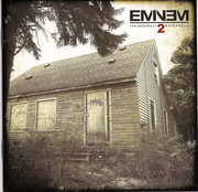 Double CD - Eminem - The Marshall Mathers LP 2 - DIE-CUT-Cover