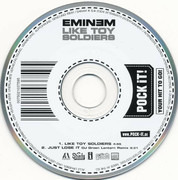 CD Single - Eminem - Like Toy Soldiers