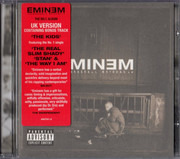 CD - Eminem - The Marshall Mathers LP