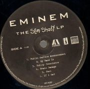 Double LP - Eminem - The Slim Shady LP - Original 1st US