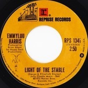 7inch Vinyl Single - Emmylou Harris - Light Of The Stable