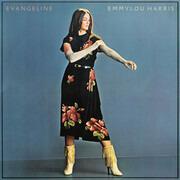 LP - Emmylou Harris - Evangeline