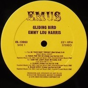 LP - Emmylou Harris - Gliding Bird