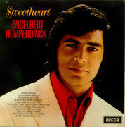 LP - Engelbert Humperdinck - Sweetheart