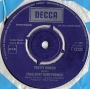 7'' - Engelbert Humperdinck - Am I That Easy To Forget
