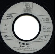 7'' - Engelbert Humperdinck - Portofino