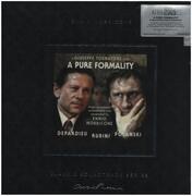 LP - Ennio Morricone - A Pure Formality (O.S.T.) (ltd Clear Vinyl) - Transparent, 180gr