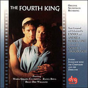 CD - Ennio Morricone & Andrea Morricone - The Fourth King (Original Soundtrack Recording)