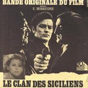7inch Vinyl Single - Ennio Morricone - Bande Originale Du Film Le Clan Des Siciliens