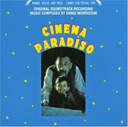 CD - Ennio Morricone - Cinema Paradiso (Original Soundtrack Recording)