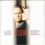 CD - Ennio Morricone - Disclosure (Original Motion Picture Soundtrack From The Film)