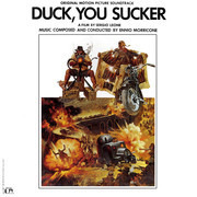 LP - Ennio Morricone - Duck, You Sucker (Original Motion Picture Soundtrack)