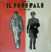 LP - Ennio Morricone - IL Federale - Ltd. Edition 140g