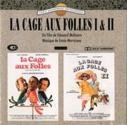 CD - Ennio Morricone - La Cage Aux Folles I & II