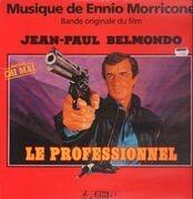 LP - Ennio Morricone - Le Professionnel (Bande Originale du Film) - Gatefold
