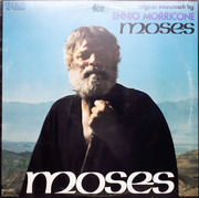 LP - Ennio Morricone - Moses (Original Soundtrack)