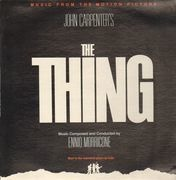 LP - Ennio Morricone - The Thing - Music From The Motion Picture - Original 1st US