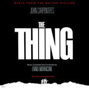 LP - Ennio Morricone - The Thing - Music From The Motion Picture
