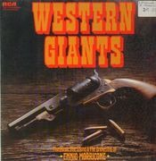 LP - Ennio Morricone - Western Giants