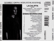 CD - Ennio Morricone - La Califfa (Original Motion Picture Soundtrack)