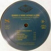 LP - Ennio Morricone - Quando Le Donne Avevano La Coda (Colonna Sonora Originale Del Film)