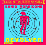 CD - Ennio Morricone - Revolver (Original Motion Picture Soundtrack)
