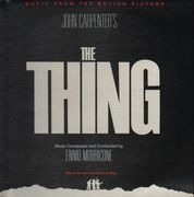 LP - Ennio Morricone - The Thing (Music From The Motion Picture)