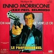 7'' - Ennio Morricone - Le Professionnel (Bande Originale Du Film)