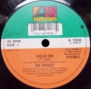 7'' - En Vogue - Hold On